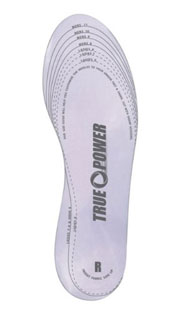 TruePower ionized insoles