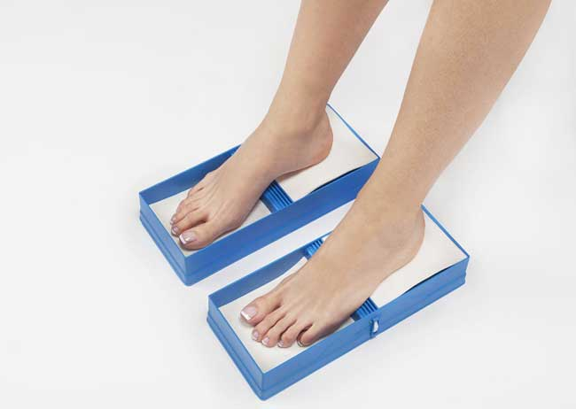 Drionic-iontophoresis-hand-foot-device