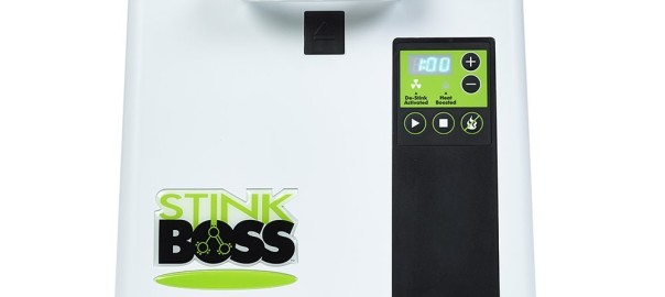 StinkBOSS ozone shoe deodorizer sanitizer and dryer